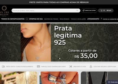 On the bless – E-commerce