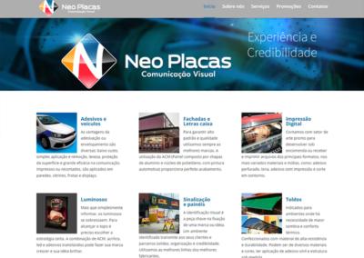 Neoplacas – Institucional